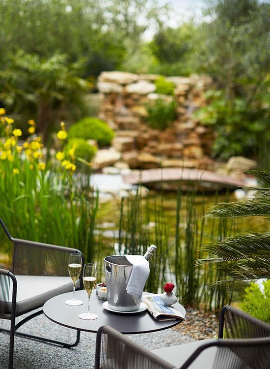 Sejour Jardin Maison Pic Valence