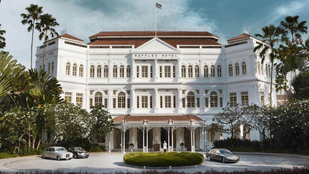 raffles la dame de pic singapour