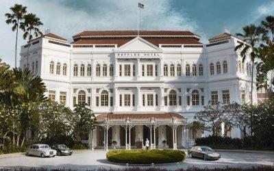 La Dame de Pic à Singapour