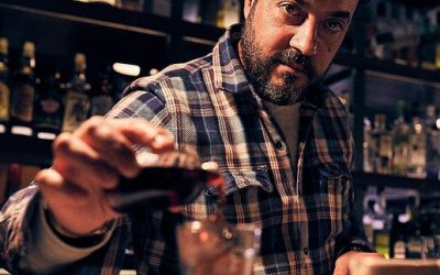 André, soirée cocktail club